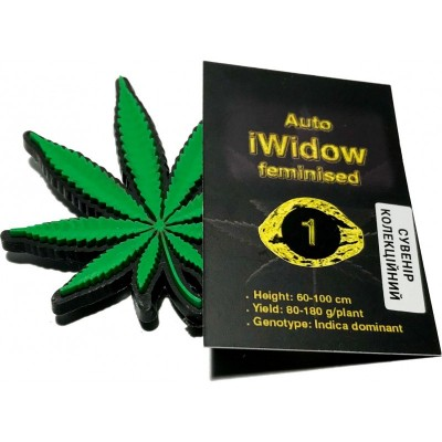 Купить семена iWidow Auto Fem