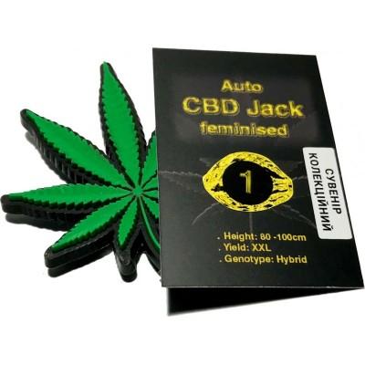 Купить семена Jack CBD Auto Fem